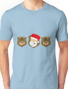 no Christmas! Unisex T-Shirt