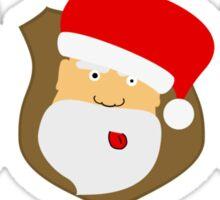 no Christmas! Sticker
