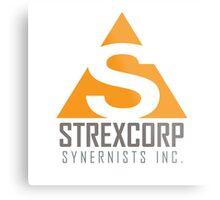 StrexCorp Synernists Incorporated. Metal Print