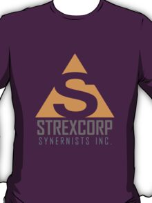 StrexCorp Synernists Incorporated. T-Shirt