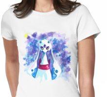 Froslass' Curse Womens Fitted T-Shirt