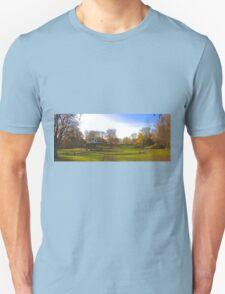 Landscape scene Unisex T-Shirt