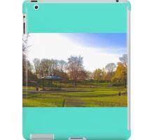 Landscape scene iPad Case/Skin