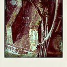 Faux-polaroids - Travelling (8) by Pascale Baud