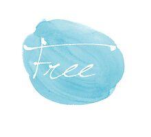 Free motivational typography by MariondeLauzun
