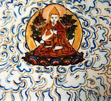 Buddha Rising by George Hunter