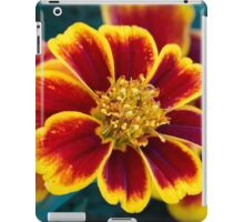 Red and Yellow Marigold iPad Case/Skin