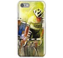 Le Tour de France 07 iPhone Case/Skin