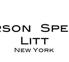 Suits - Pearson Specter Litt Logo by kramprusz