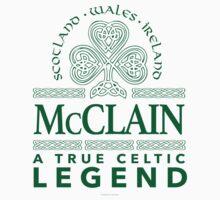 'McClain, A True Celtic Legend' by Albany Retro