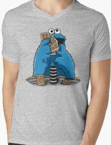 Sesame Hold´em Mens V-Neck T-Shirt