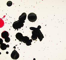 Bleeding Ink.  by VioletInk