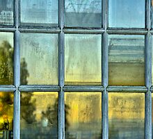 Window of Change by Josh Myers