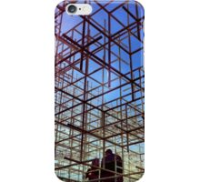 Construction Architecture and Love iPhone Case/Skin