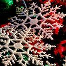 Christmas  Flakes by Lyndsay81