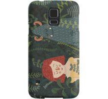 the jungle Samsung Galaxy Case/Skin