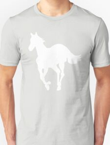 White Pony (Large) T-Shirt