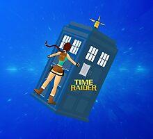 Time Raider by illucifer
