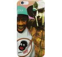 Tyler & MF DOOM iPhone Case/Skin