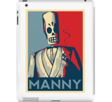 Manny iPad Case/Skin