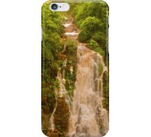 The Red Falls of Iguazu, Argentina/Brazil Border #7 iPhone Case/Skin