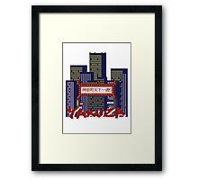 Yakuza 1988 [Variant] Framed Print