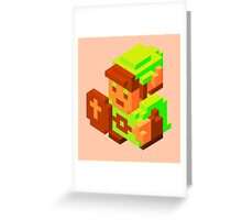 3D Link Greeting Card