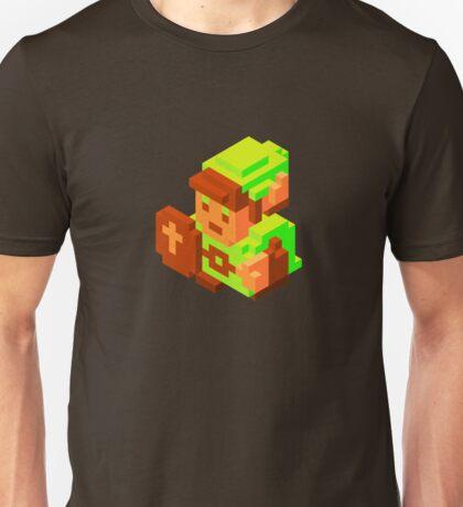 3D Link Unisex T-Shirt