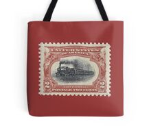 Pan-American Exposition two cent stamp, 1901 Tote Bag