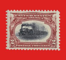 Pan-American Exposition two cent stamp, 1901 Kids Tee