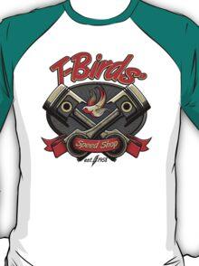 T-Birds' Speed Shop T-Shirt