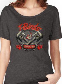 T-Birds' Speed Shop Women's Relaxed Fit T-Shirt