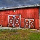 Red Barn by BigD