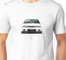 Nissan Skyline GT-R (R33) Unisex T-Shirt