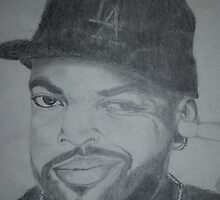 Ice Cube by rick-todd