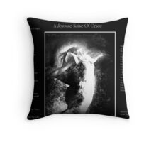 Joyouse Noise Of Grace With Lovely Stacy Lee Throw Pillow