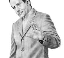 Tony Shalhoub as Adrian Monk by Nicole I Hamilton