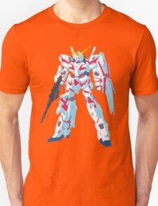 RX-0 Unicorn Gundam Unisex T-Shirt
