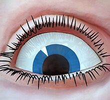 Luna Eye by steviebuk