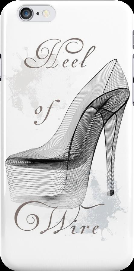 Wire Heel  by Kteis