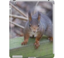 Caught Red Handed iPad Case/Skin