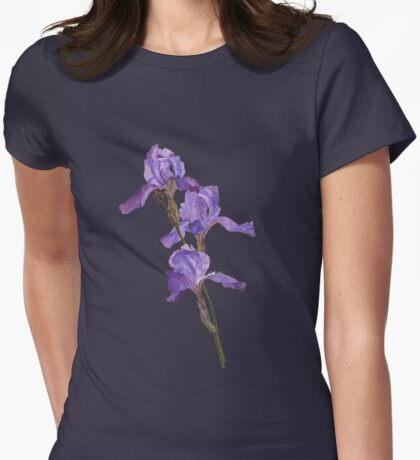 Iris Womens Fitted T-Shirt