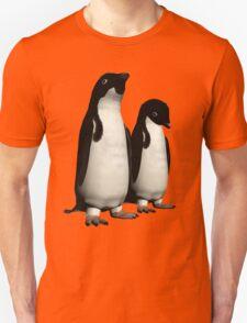 Ad,Lie Penguins T-Shirt