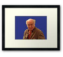 Larry David - Seinfeld Framed Print