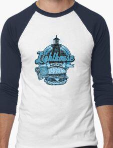 Lighthouse Lounge Men's Baseball ¾ T-Shirt