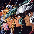 Cavalieri dello zodiaco by OwnedByGemini