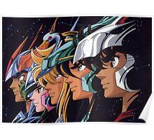 Cavalieri dello zodiaco Poster