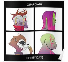 Guardianz: Infinity Days Poster