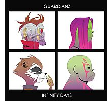 Guardianz: Infinity Days Photographic Print