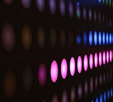 Abstract Lights 3 by CreganJ